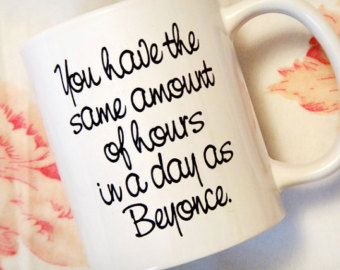 Were this my mug, it would be filled with rage.